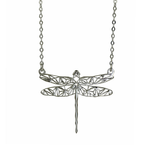 Celtic Dragonfly Necklace