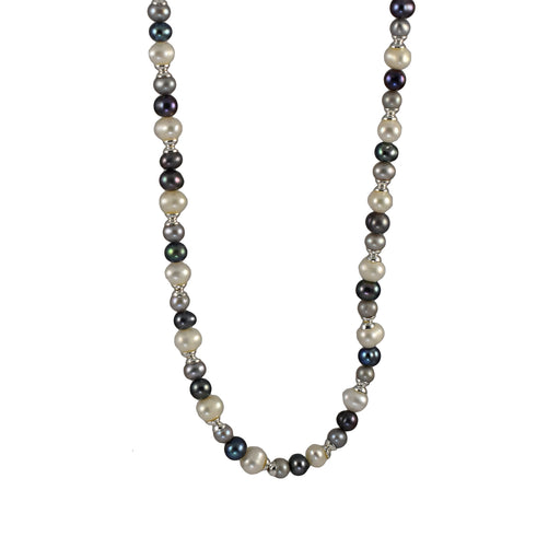 Tabatha Multi Pearl Necklace