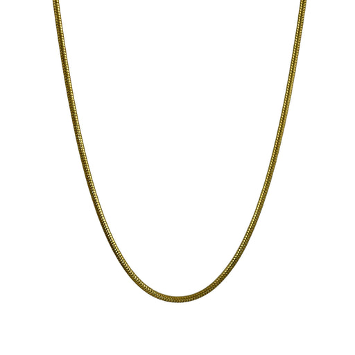 Tonda Matt Gold 120 45cm Chain