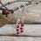 Tuscany Fushia Earrings