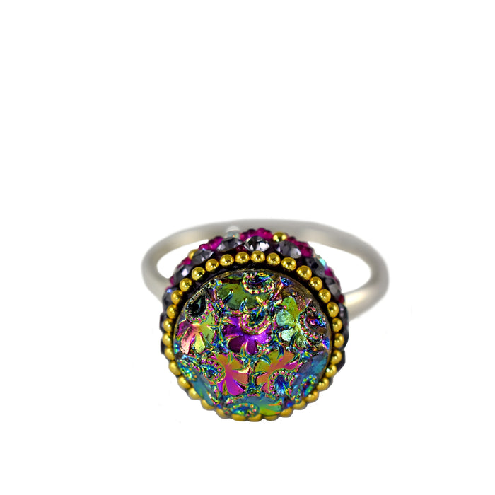 Allegra Victoria Ruby Ring