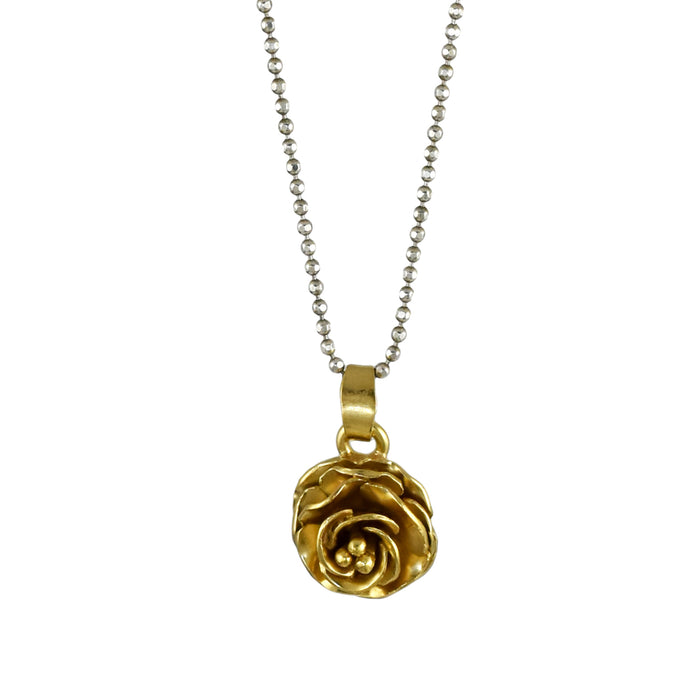 York Rose Gold Pendant