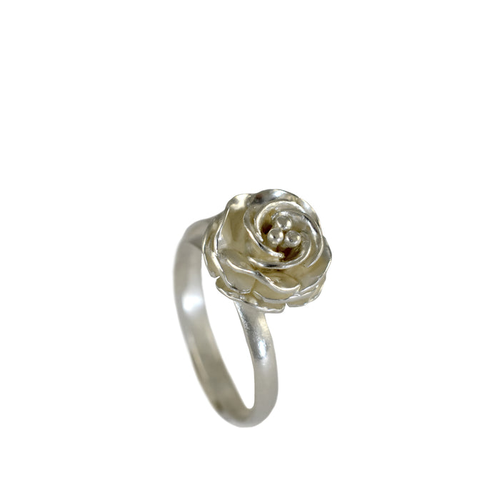 York Rose Small Adjustable Ring