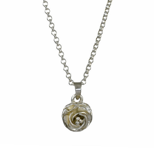 York Rose Small Pendant