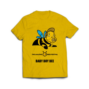 Amazing Bees Baby Boy Bee T-Shirt