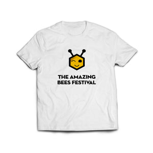 Amazing Bees Festival Emoticon Toddler T-Shirt