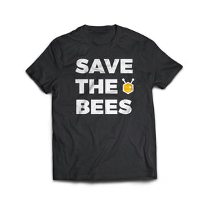 Amazing Bees Save The Bees Emoticon Toddler T-Shirt