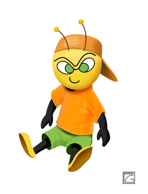 Bee DJ Toy