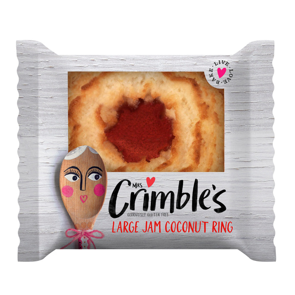 Jam Coconut Ring
