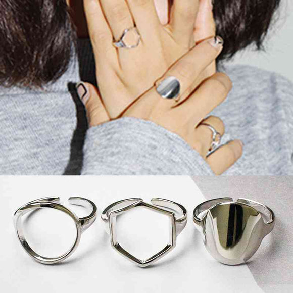 Geometric 925 Sterling Silver Jewellery for women in UK London