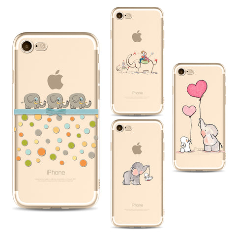 Cute Elephant Case For Phone