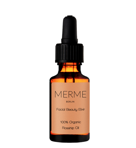 Merme Facial Beauty Elixir 30ml Hagebuttenöl Gesichtsöl bio