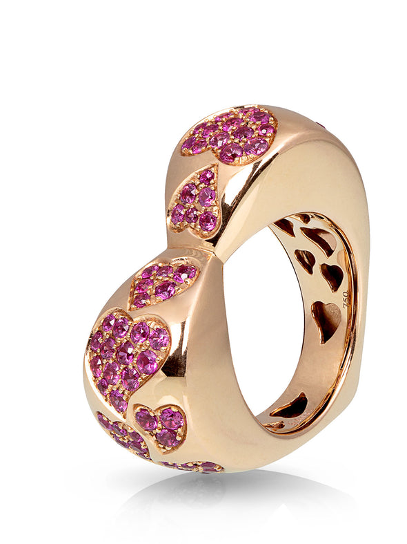 Love Ring Rose Gold