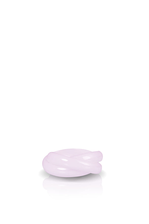 Triple Ceramic Ring in Pink
