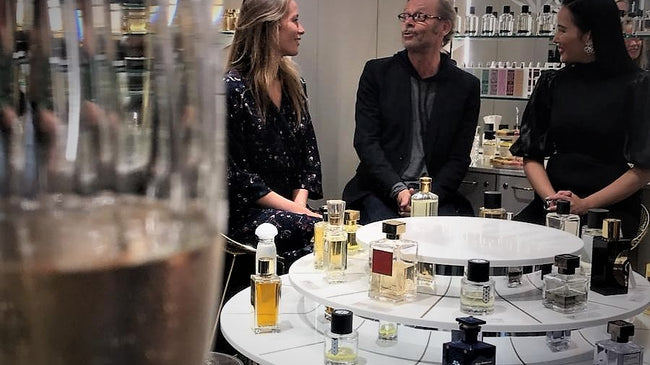 In Conversion with the Experts behind Some Exclusive Scents