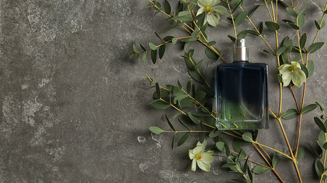 Why don't men wear floral fragrances?
