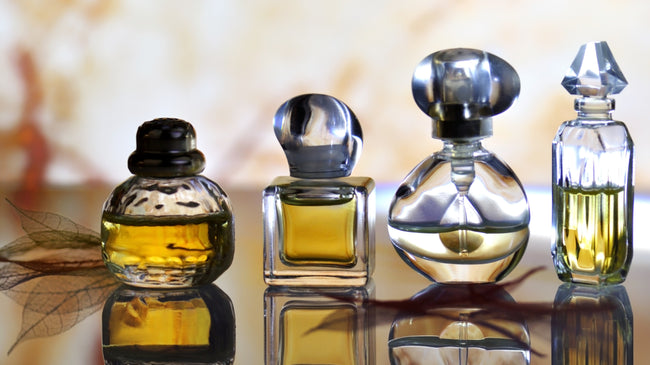 Does your perfume match your personality?