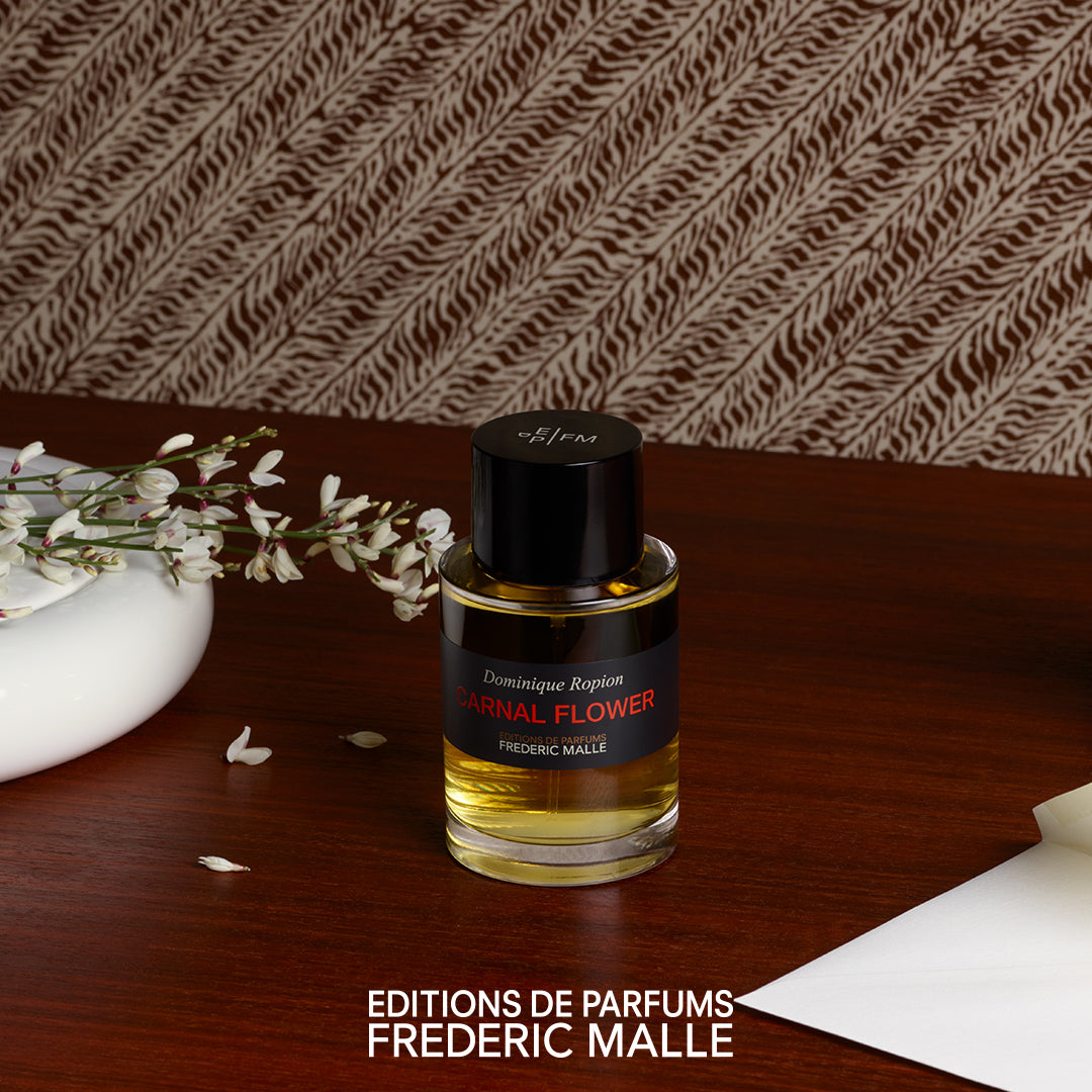 Carnal Flower - Frederic Malle - Lifestyle Image - Les Senteurs