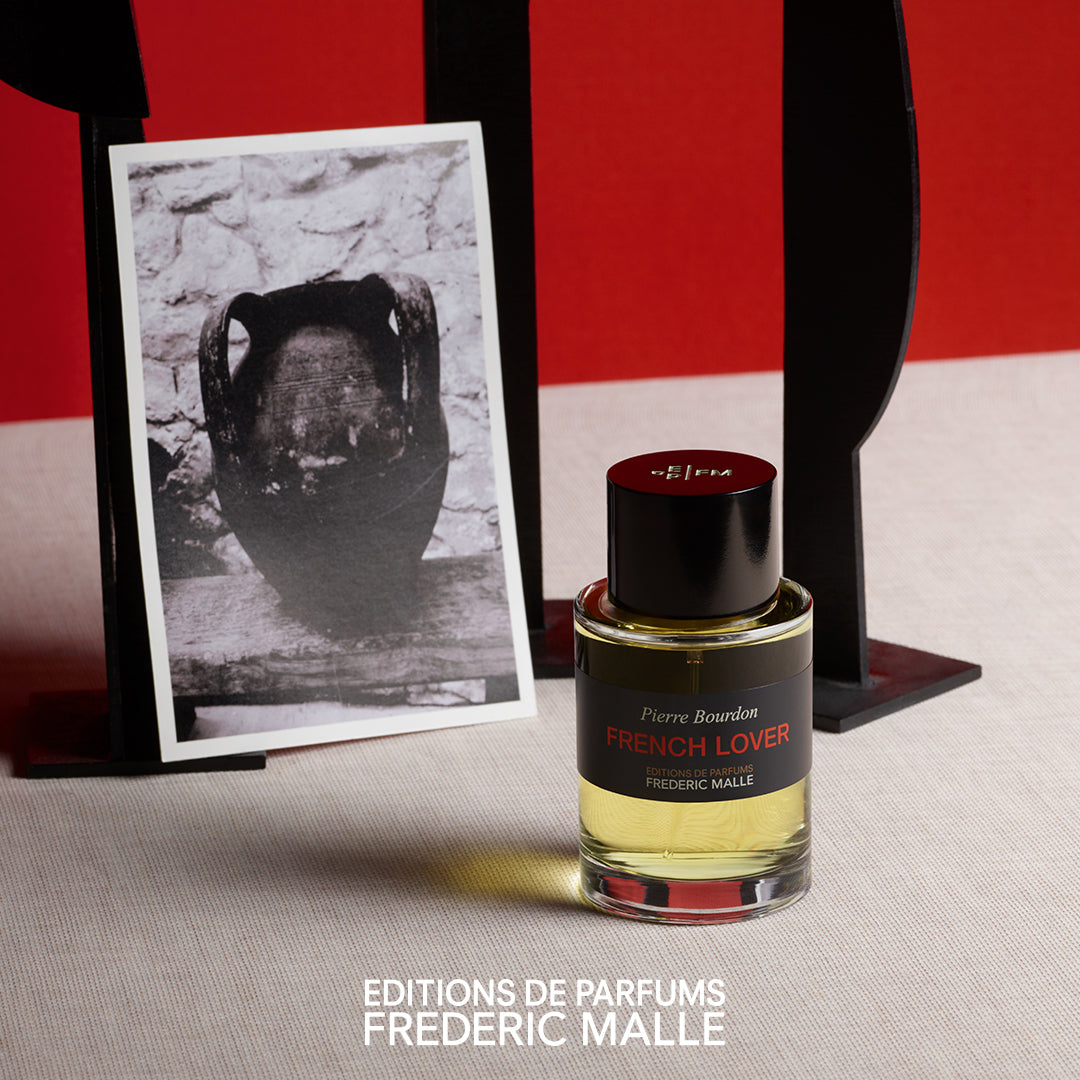 French Lover - Frederic Malle - Lifestyle Image - Les Senteurs
