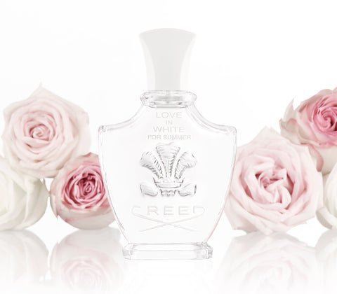 Love in white for summer by Creed - Summer fragrance - Les senteurs