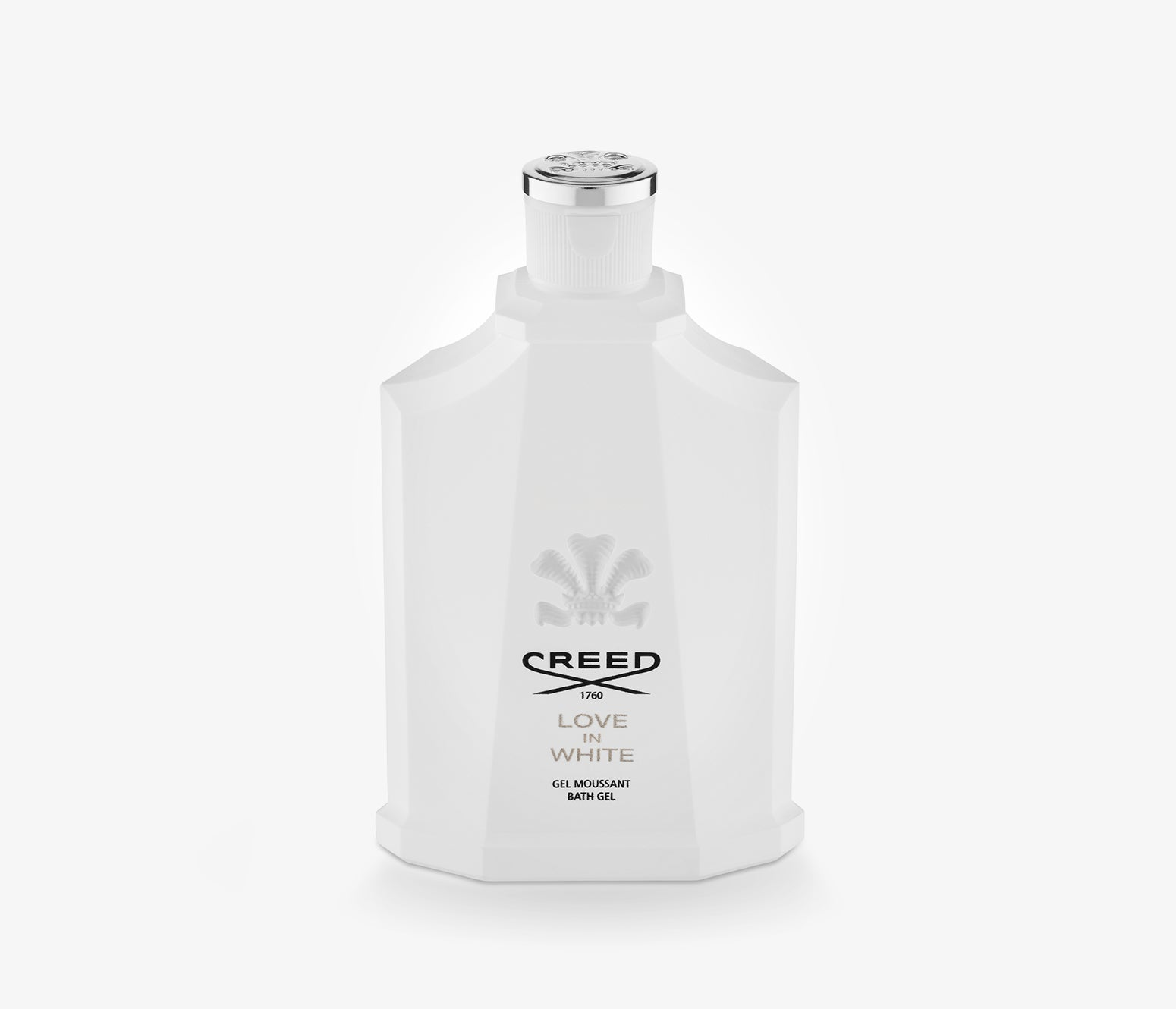 Creed - Love in White Shower Gel - 200ml - PGX7653 - product image - Body Wash - Les Senteurs