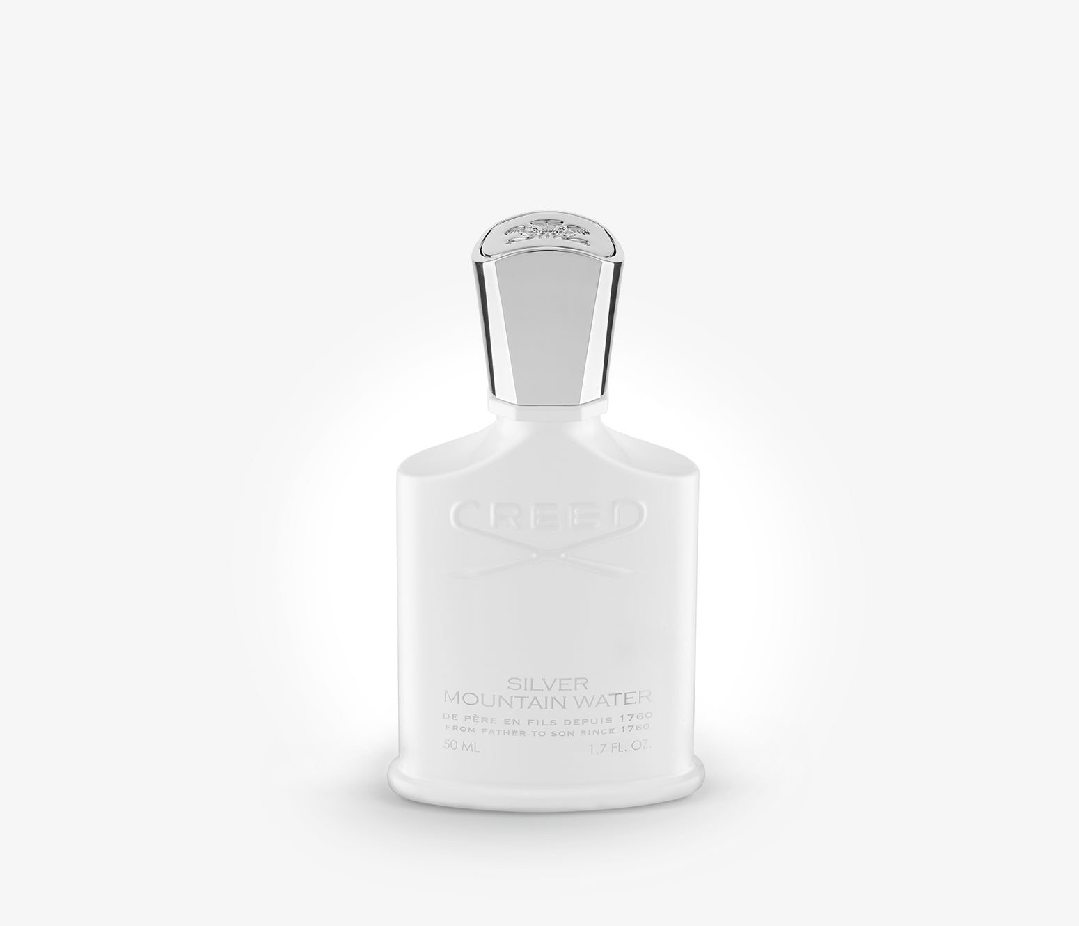 Creed - Silver Mountain Water - 50ml - NMB001 - Product Image - Fragrance - Les Senteurs