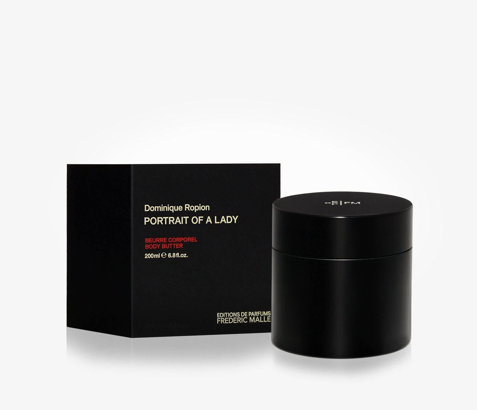 Frederic Malle - Portrait of a Lady Body Butter - 200ml - GYB5953 - Product Image - Body Butter - Les Senteurs