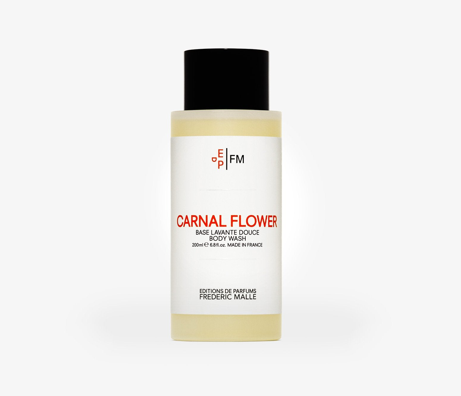 Frederic Malle - Carnal Flower Body Wash - 200ml - BLJ001 - Product Image - Body Wash - Les Senteurs
