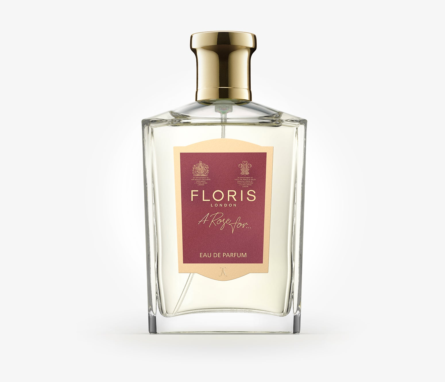Floris - A Rose For… - 100ml - DPP1469 - product image - Fragrance - Les Senteurs