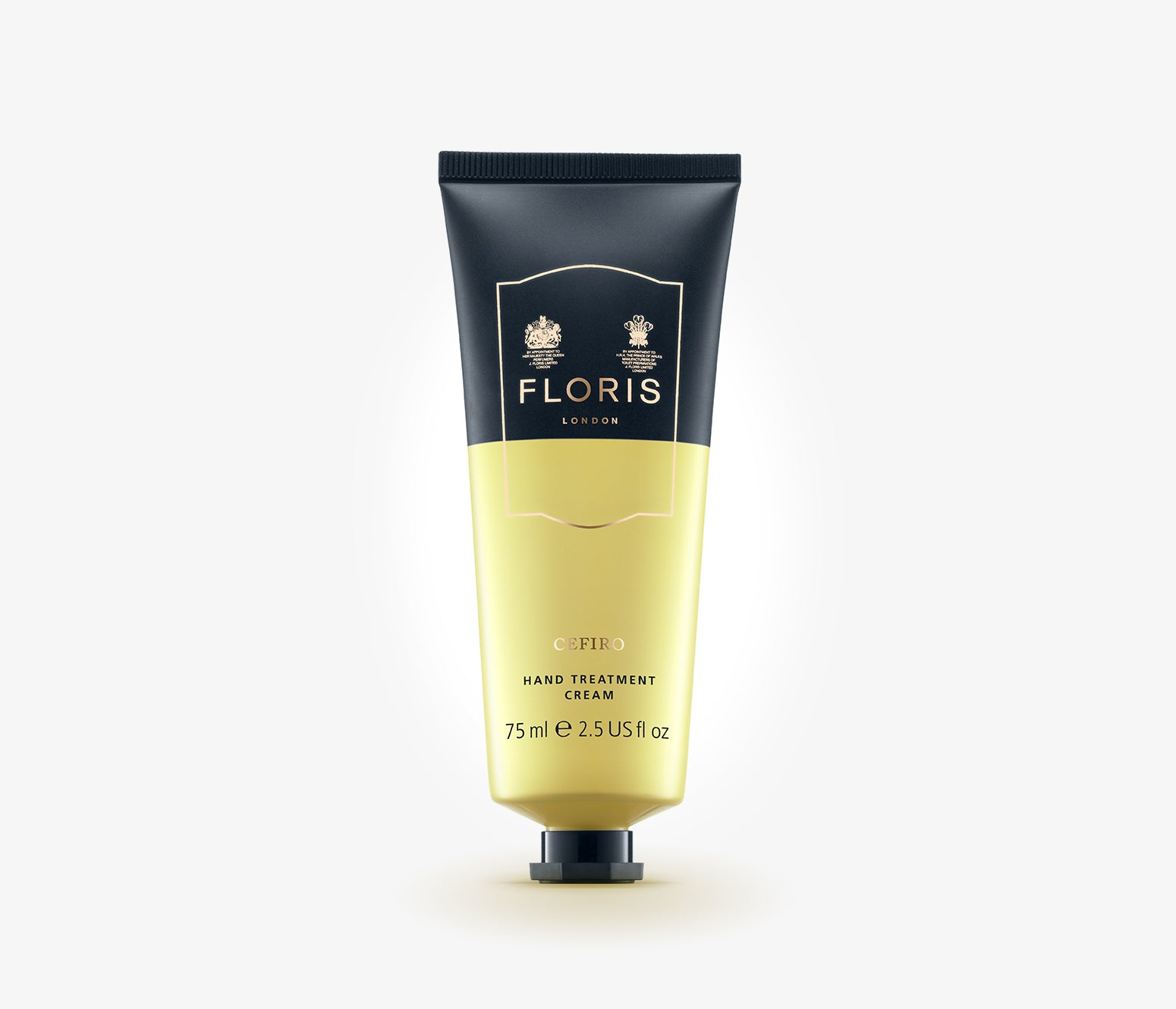 Floris - Cefiro Hand Cream - 75ml - OGF002 - product image - Hand Cream - Les Senteurs