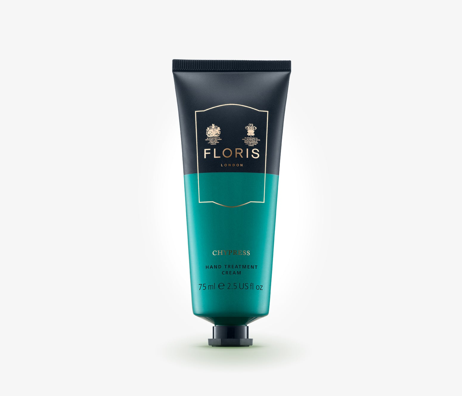 Floris - Chypress Hand Cream - 75ml - CCH001 - product image - Hand Cream - Les Senteurs