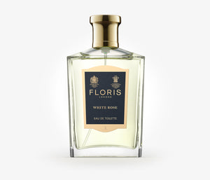 Floris - White Rose - 100ml - CTP001 - product image - Fragrance - Les Senteurs