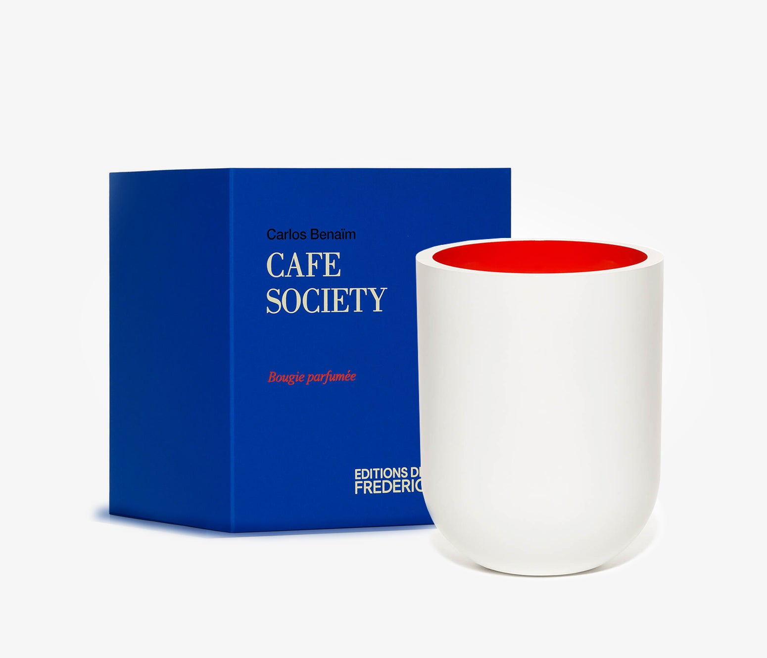 Cafe Society Candle