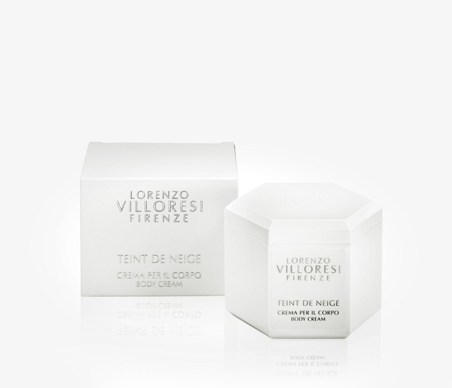 Lorenzo Villoresi - Teint de Neige Body Cream - 200ml - TDC2695 - Product Image - Body Cream - Les Senteurs