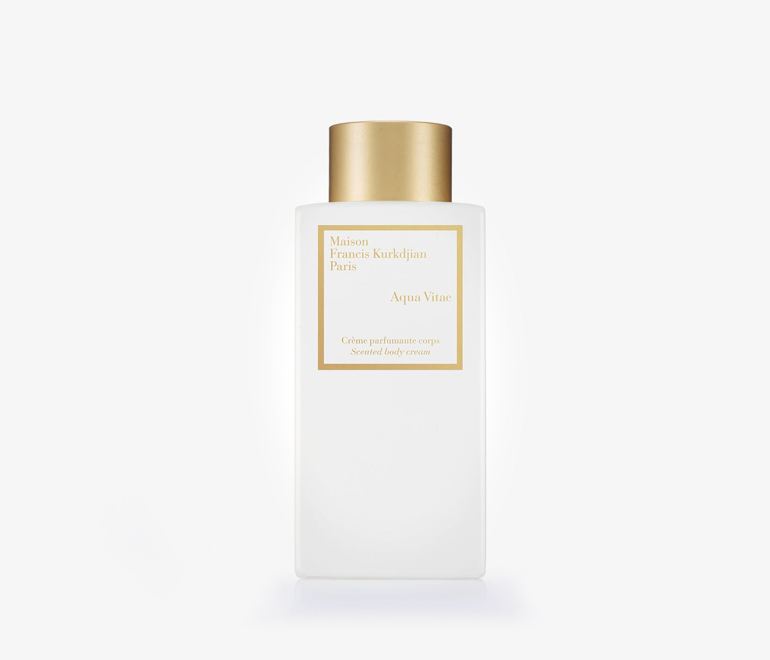 Maison Francis Kurkdjian - Aqua Vitae Body Cream - 250ml - ZYZ001 - product image - Body Cream - Les Senteurs