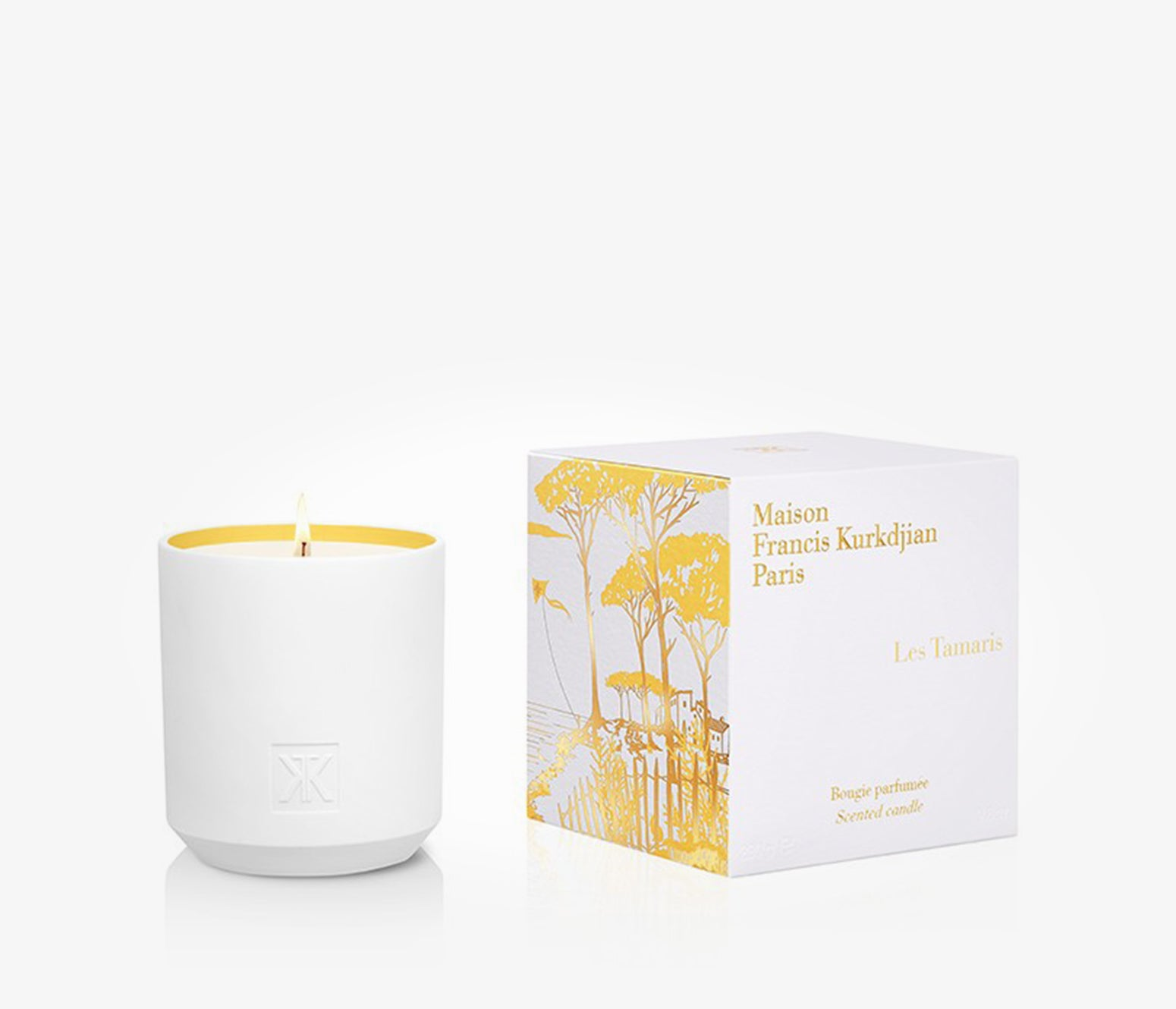 Les Tamaris Candle