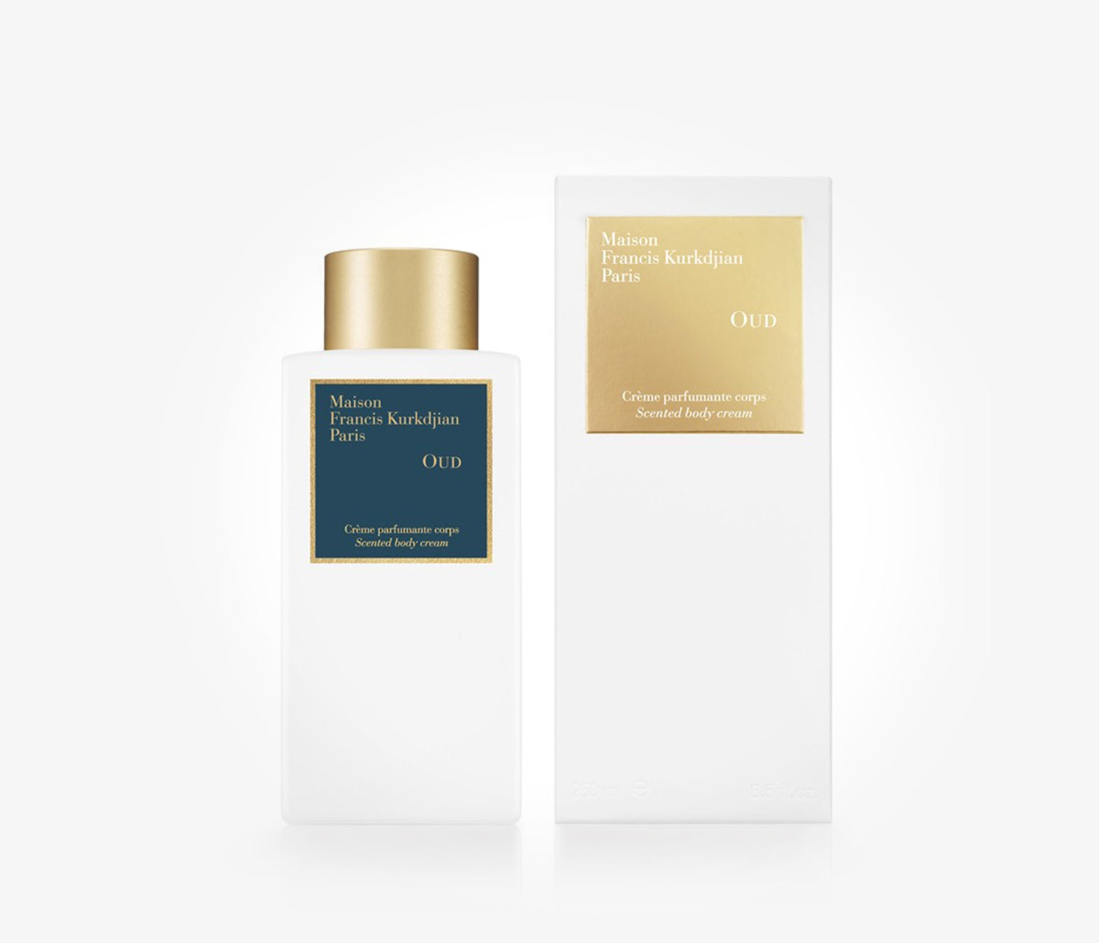 Maison Francis Kurkdjian - Oud Scented Body Cream - 250ml - YZX8794 - product image - Body Cream - Les Senteurs