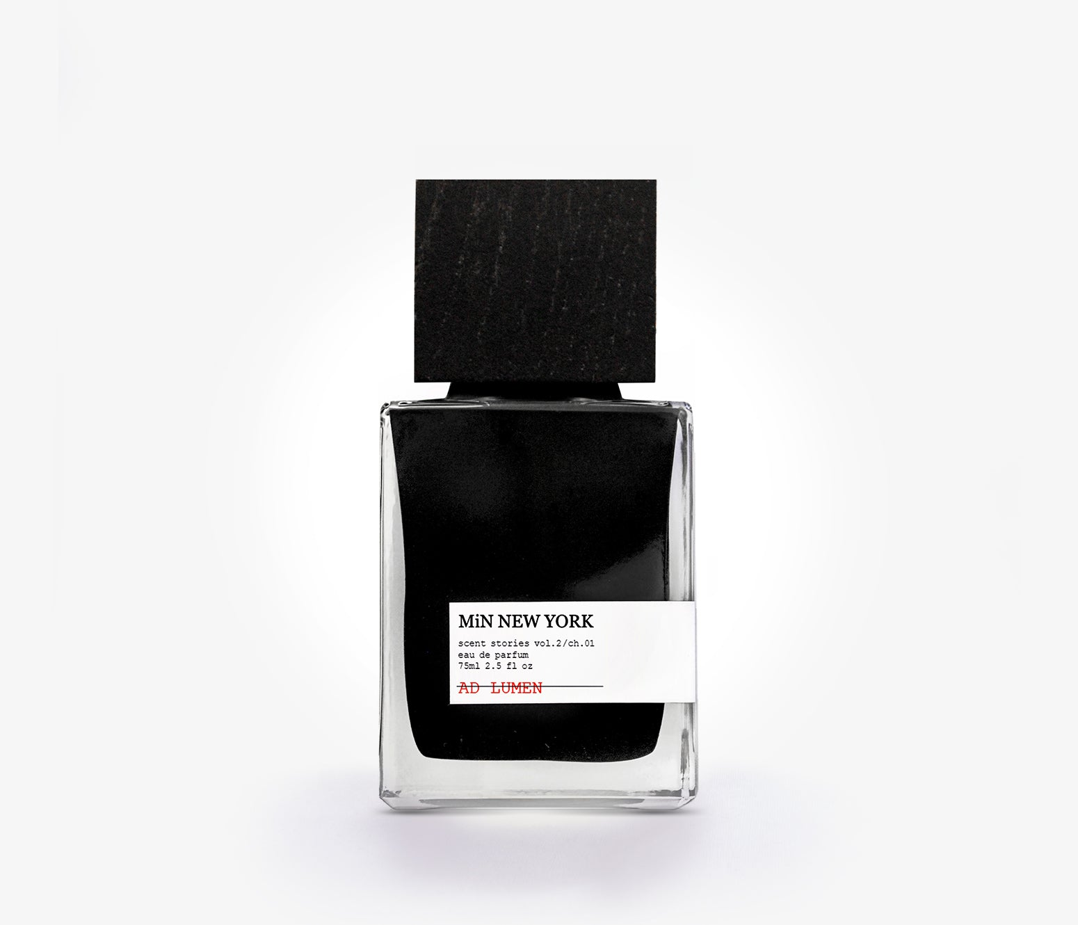 MiN New York - Ad Lumen - 75ml - EVQ001 - Product Image - Fragrance - Les Senteurs