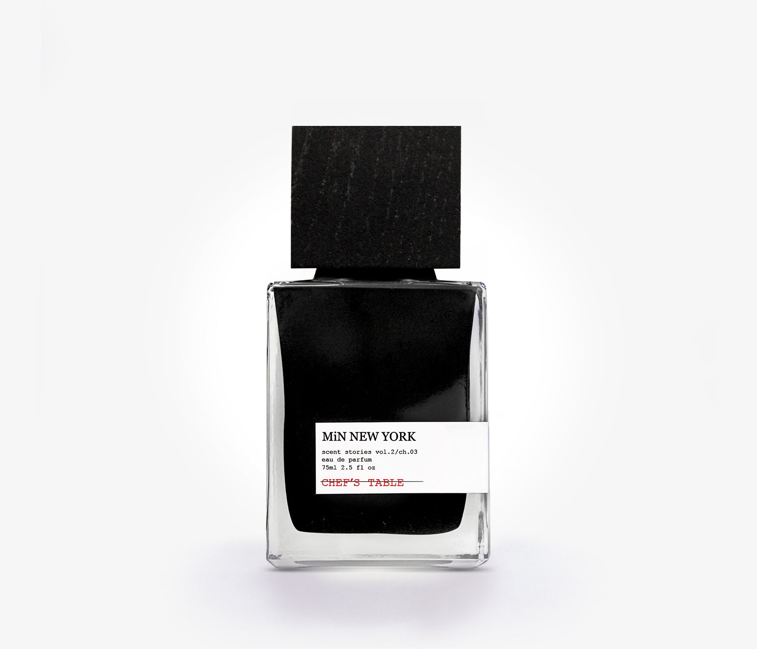 MiN New York - Chef's Table - 75ml - SWD001 - Product Image - Fragrance - Les Senteurs