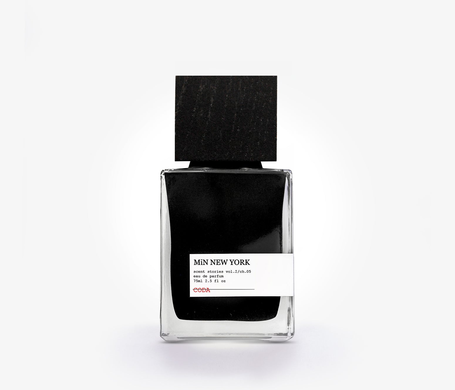 MiN New York - Coda - 75ml - JSO001 - Product Image - Fragrance - Les Senteurs