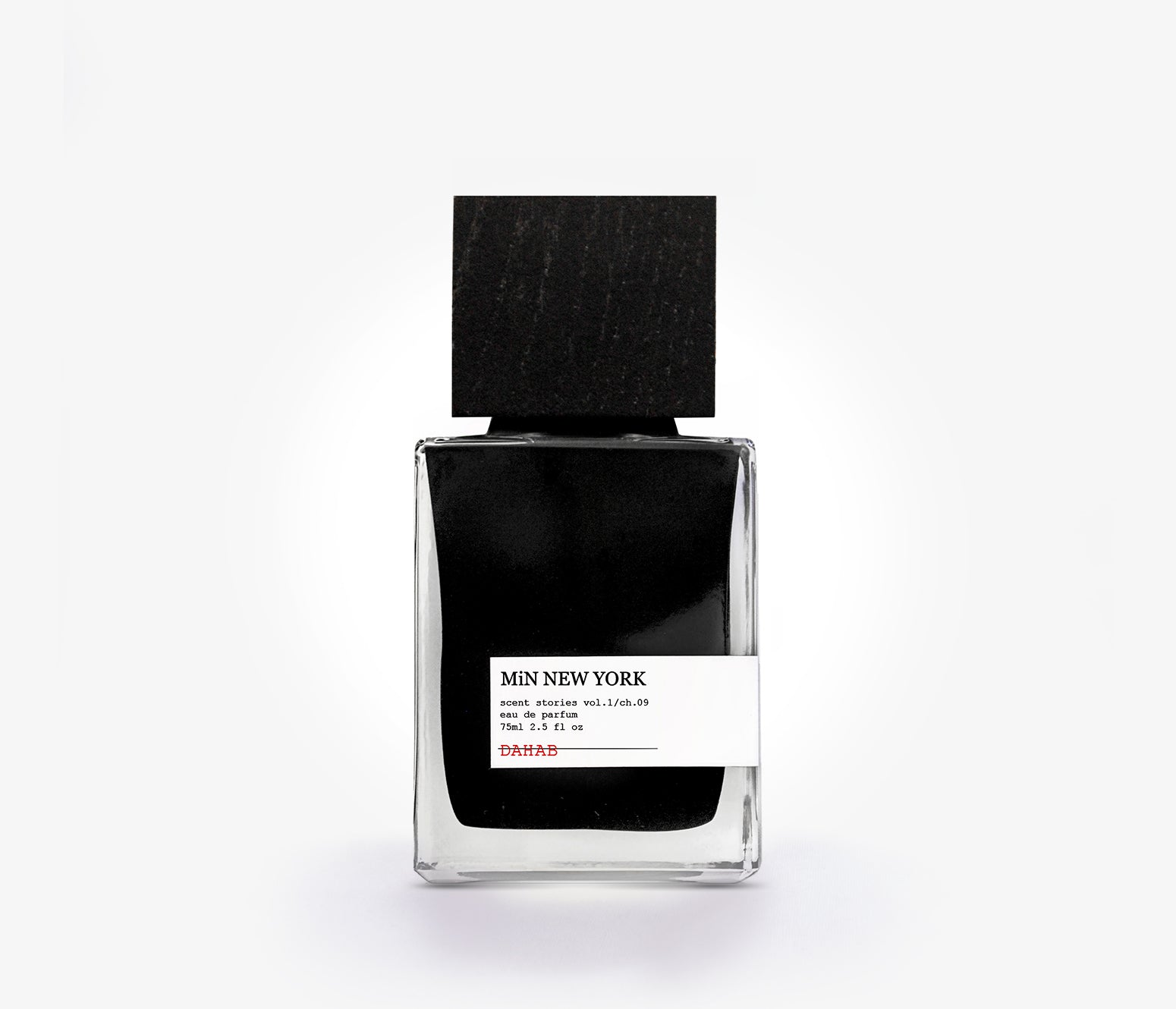 MiN New York - Dahab - 75ml - GZQ001 - Product Image - Fragrance - Les Senteurs