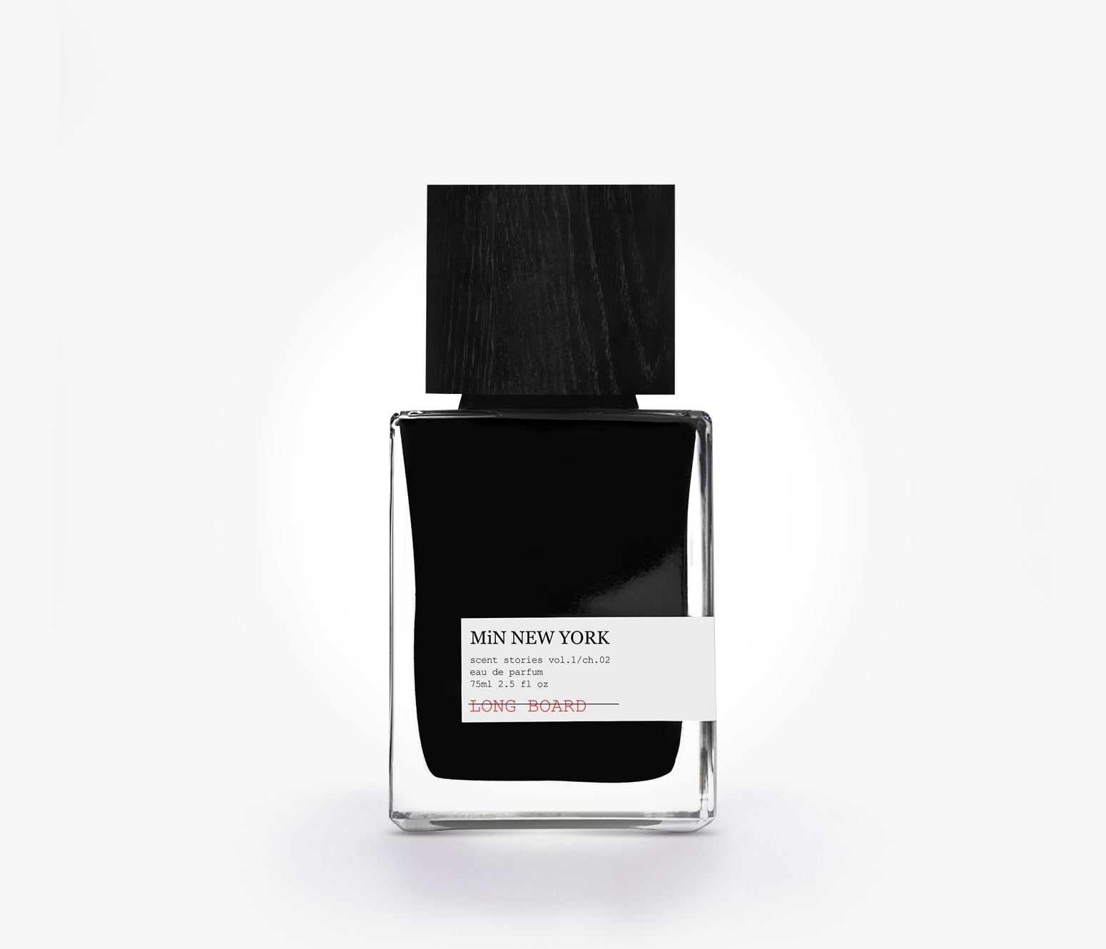 MiN New York - Long Board - 75ml - XDT5815 - Product Image - Fragrance - Les Senteurs