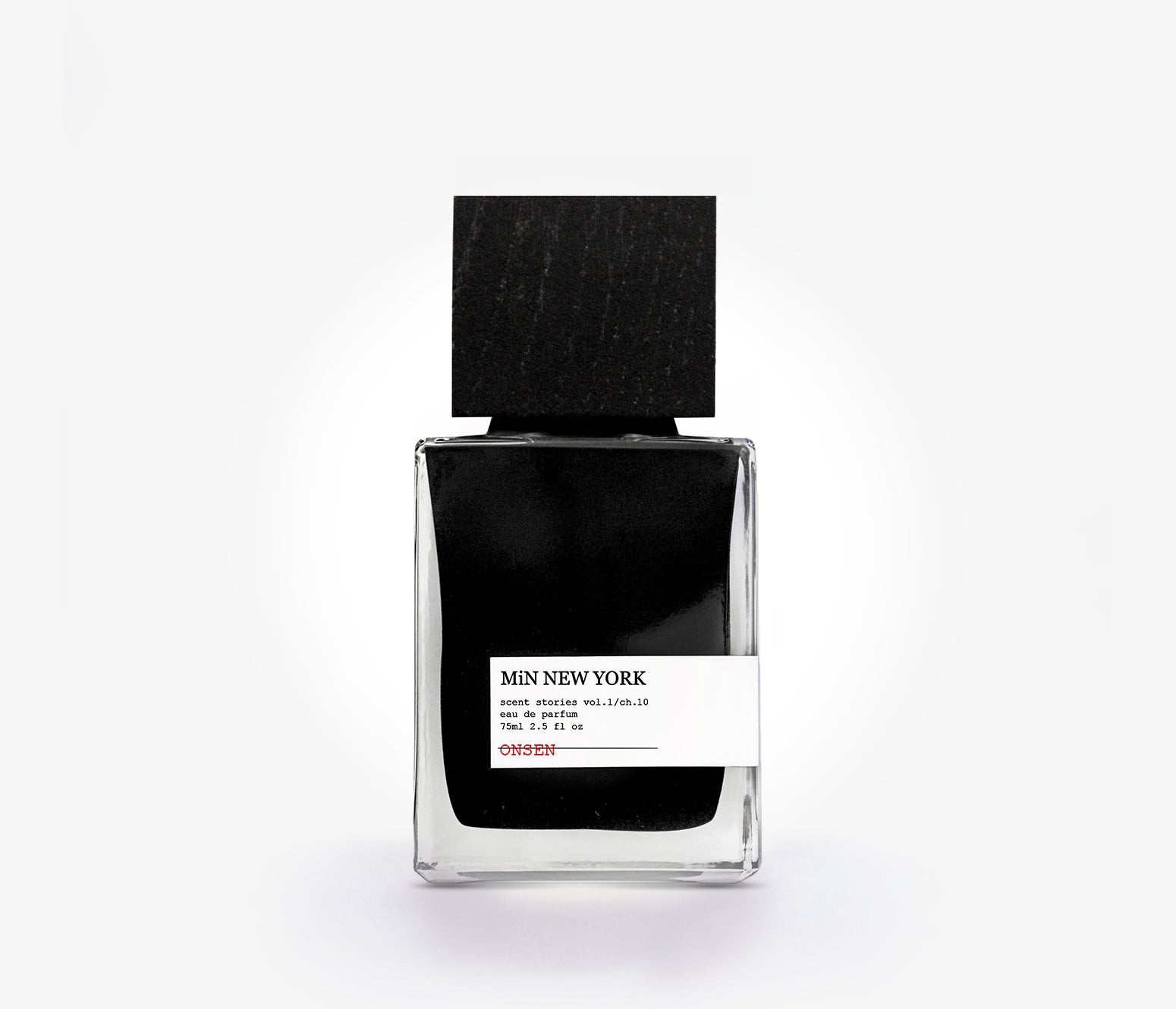 MiN New York - Onsen - 75ml - IFX001 - product image - Fragrance - Les Senteurs