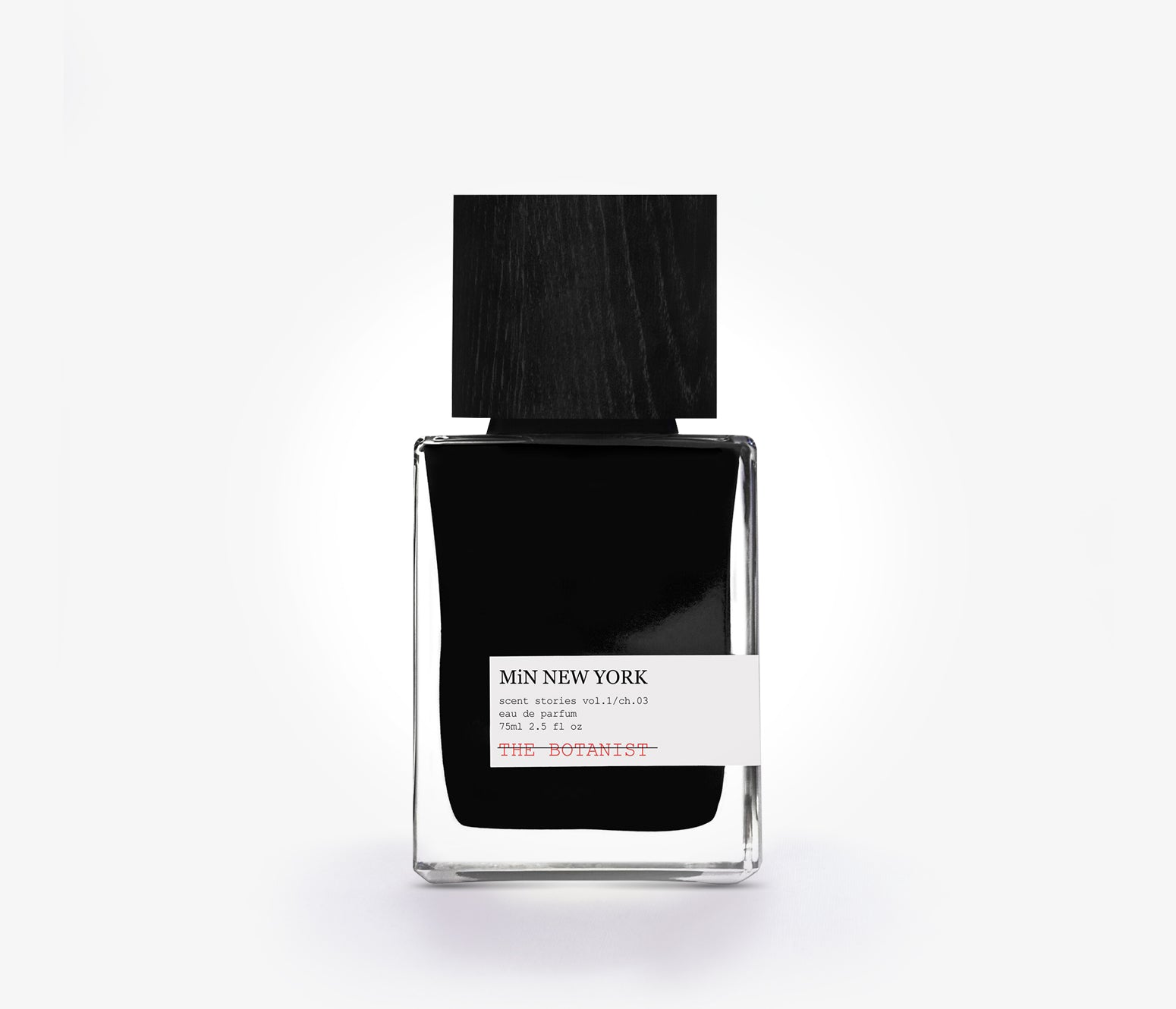 MiN New York - The Botanist - 75ml - KMO001 - Product Image - Fragrance - Les Senteurs