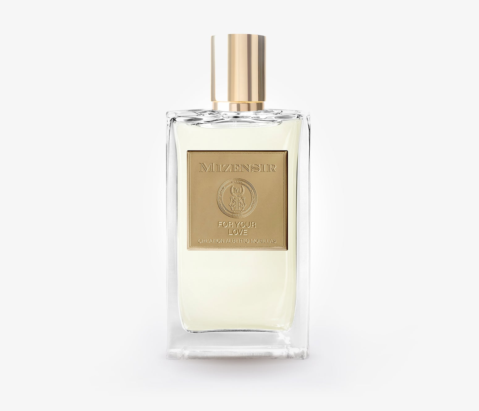 Mizensir - For Your Love - 100ml - QRC001 - product image - Fragrance - Les Senteurs