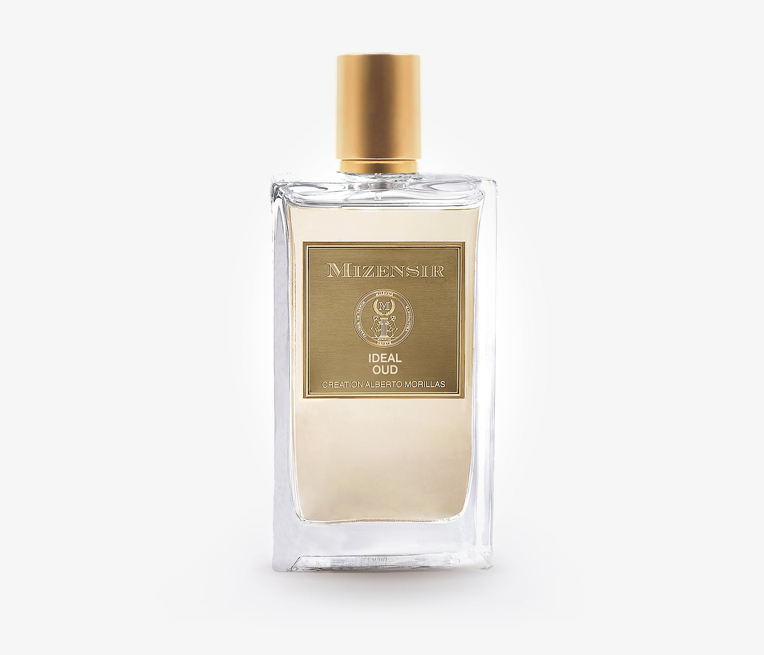 Mizensir - Ideal Oud - 100ml - YBT001 - product image - Fragrance - Les Senteurs