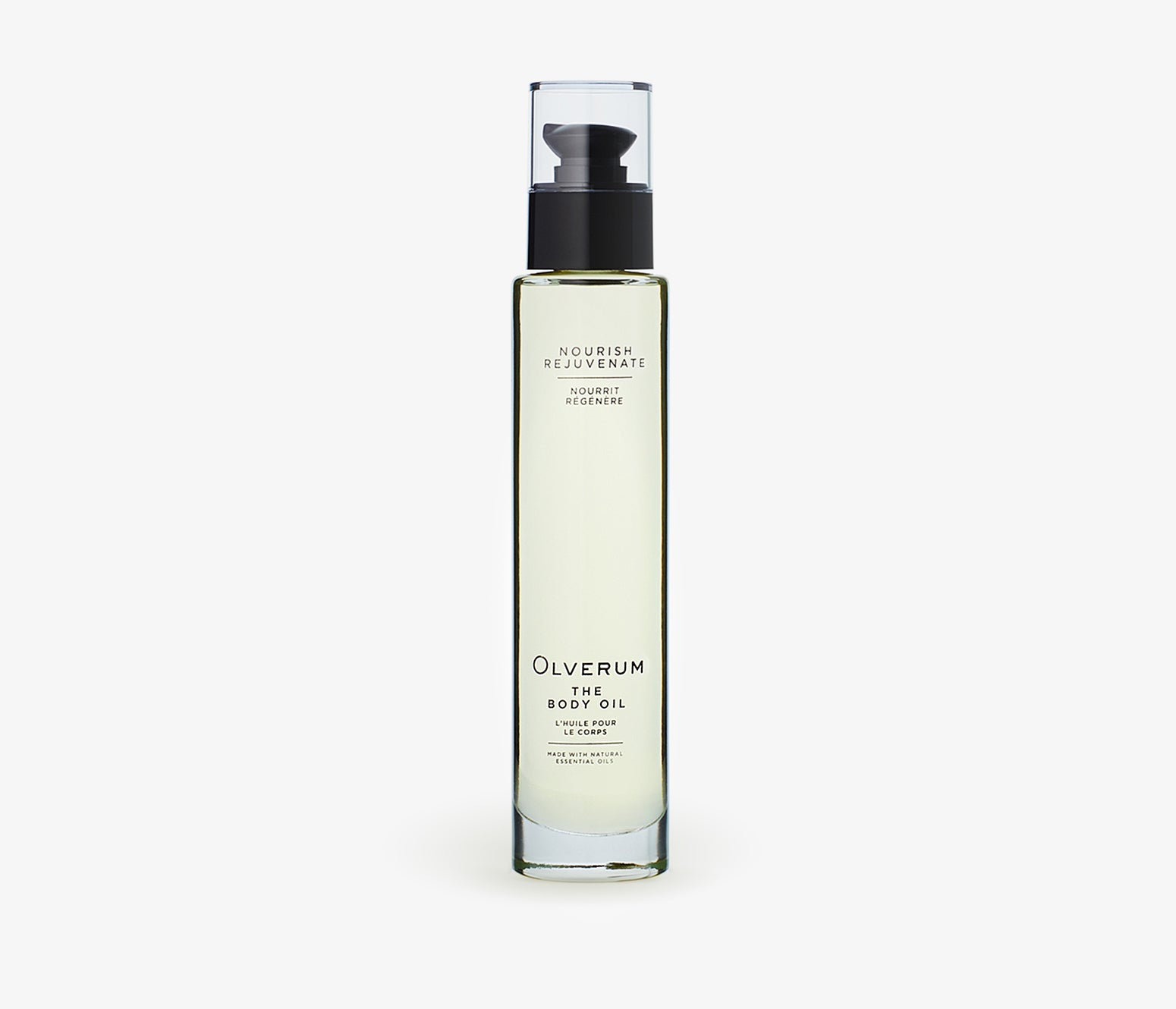 Olverum - Olverum Body Oil - 100ml - DTK003 - product image - Body Oil - Les Senteurs