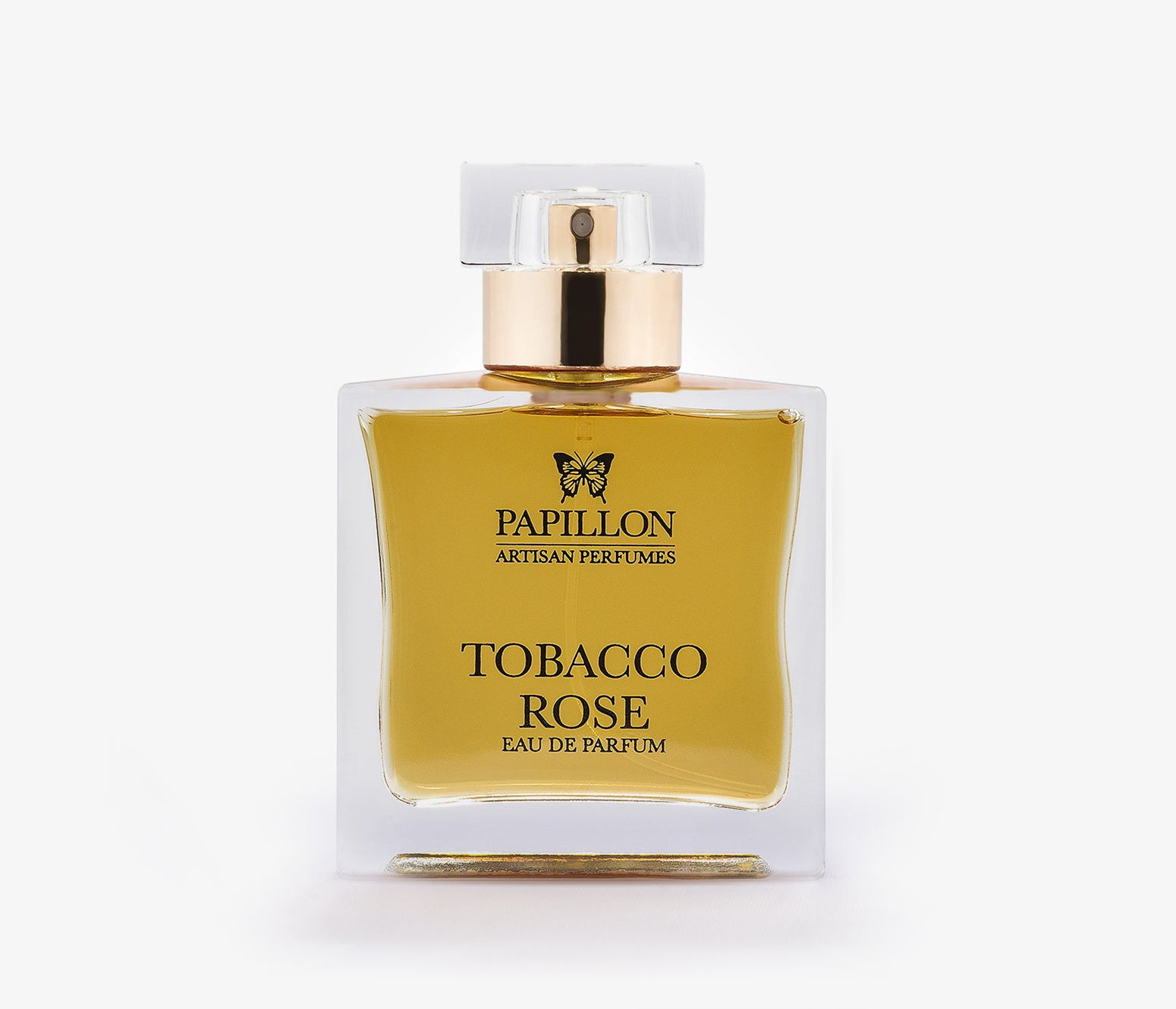 Papillon - Tobacco Rose - 50ml - QHR001 - Product Image - Fragrance - Les Senteurs