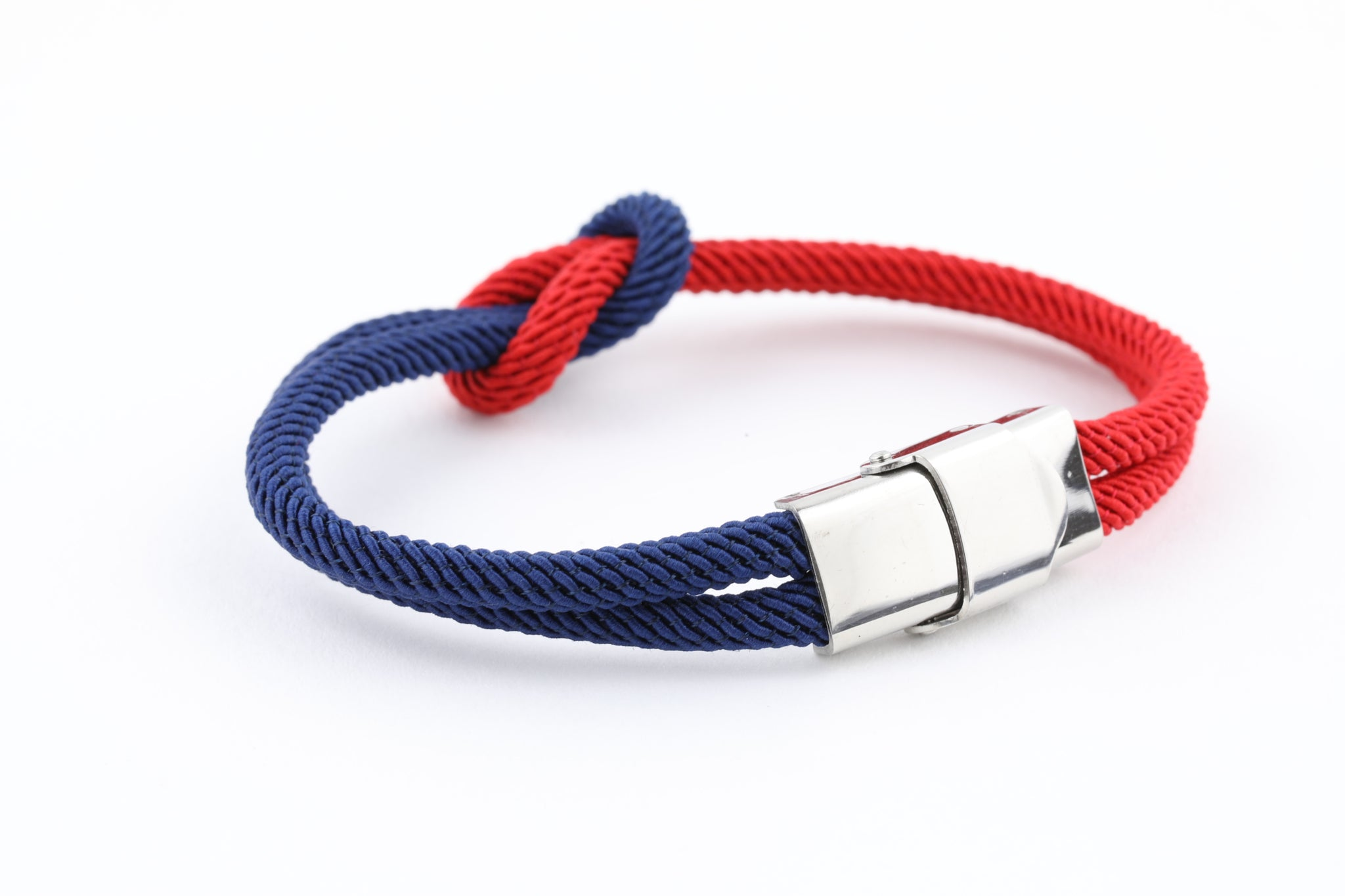 anchor miansai nautical products district blue hook rope sporting brass bracelet navy gold the pastel