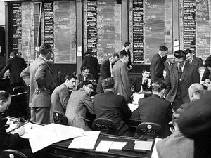 Stocks and shares (Print 1962 Stock Exchange)